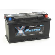 intAct X-100 startaccu