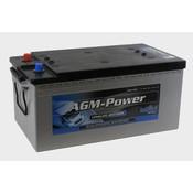 intAct AGM-Power 200 semitractie accu