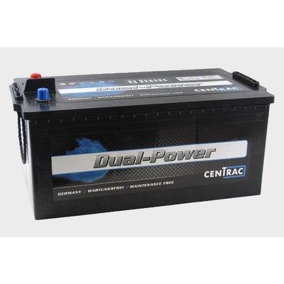 Centrac DP-225 dual power