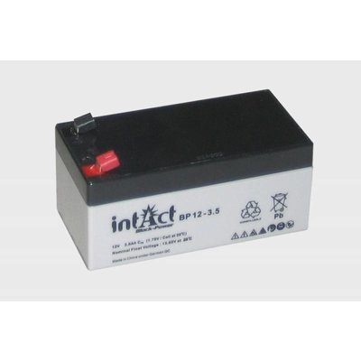 intAct BP 12-3,5 AGM
