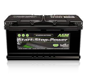 Start-Stop-Power