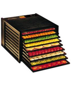 Excalibur 9 couches/plateaux four de séchage noir (avec minuterie)