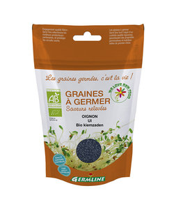 Graines à germer Germline oignon (50gr)