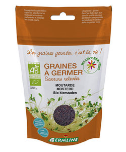 Graines à germer Germline moutarde (100gr)