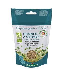Graines à germer Germline alfalfa - cresson (150gr)
