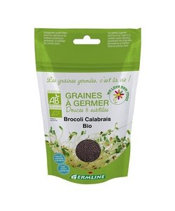 Graines à germer Germline brocoli calabrese (100g)