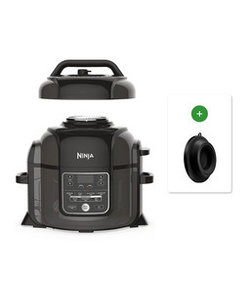 Multicuiseur Ninja Foodi 7-en-1 6L OP300EU + support de couvercle