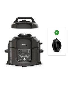 Multicuiseur Ninja Foodi 9-en-1 7,5L OP500EU + support de couvercle