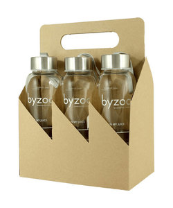 Byzoo Bottle 550ml 6-pack