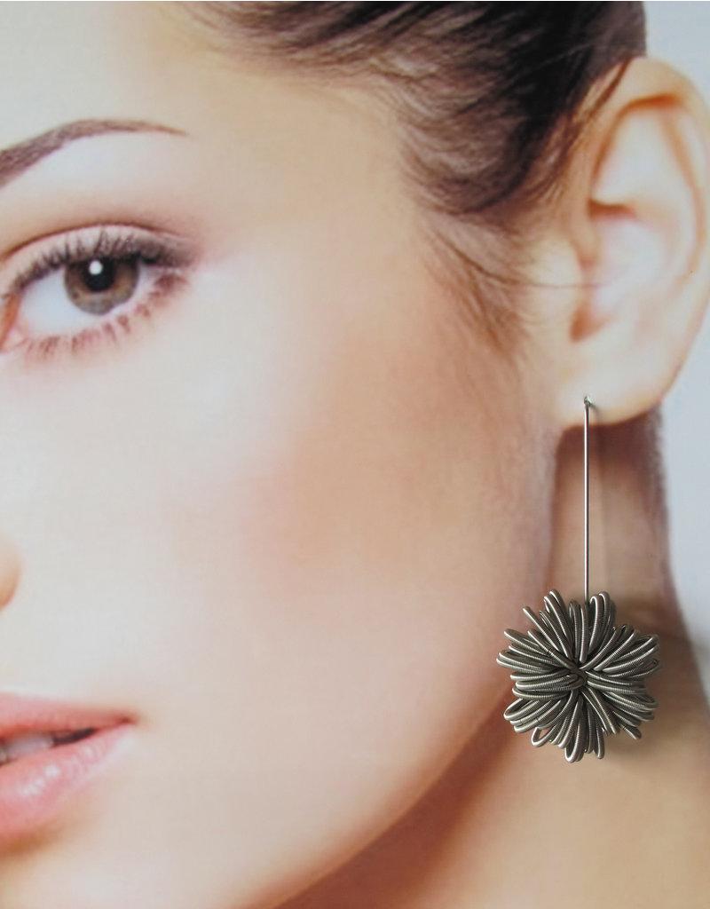 Earrings 'Number 1'