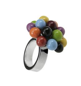 Ring Ceramic Multi Color
