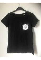 Johnny-Liquor J-L T-shirt Woman Back Logo