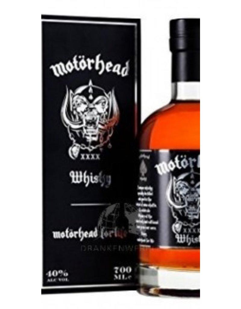 Motorhead Single Malt Whisky