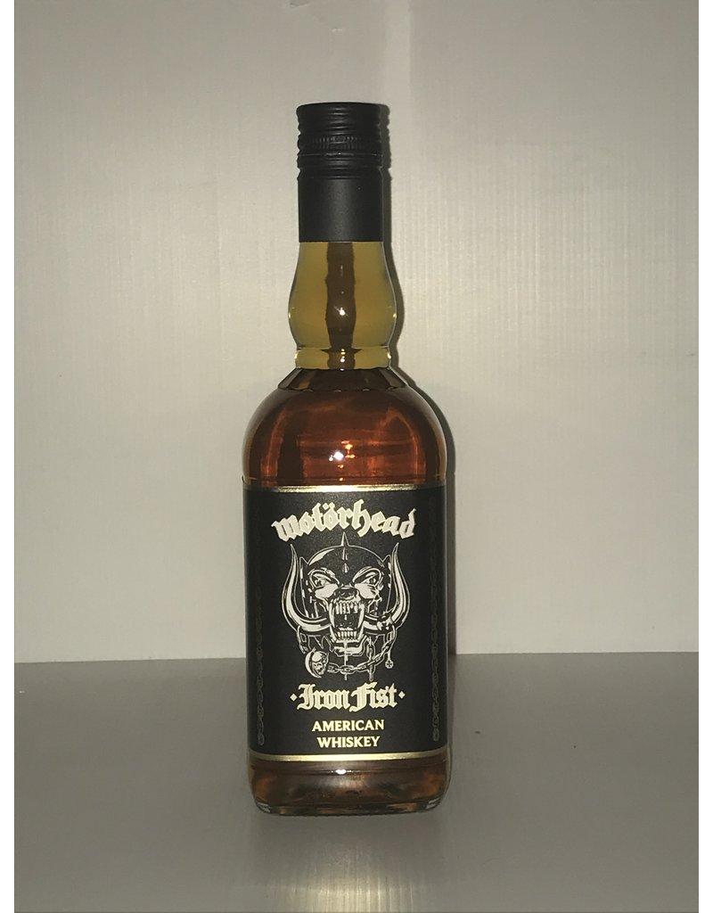 Motörhead - Iron Fist American Whisky