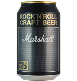 Marshall Amped Up Lager