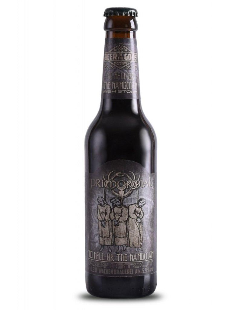 Primordial Signature Brew - Irish Stout - 0,33l bottle