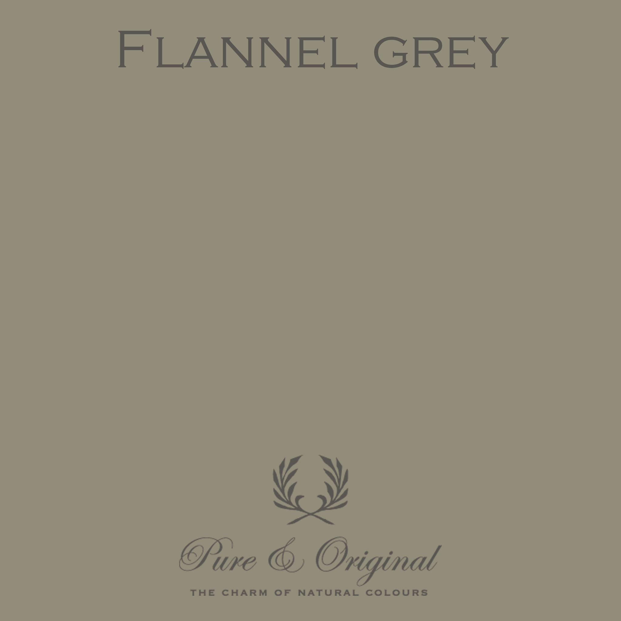 Flannel Gray Kalkverf