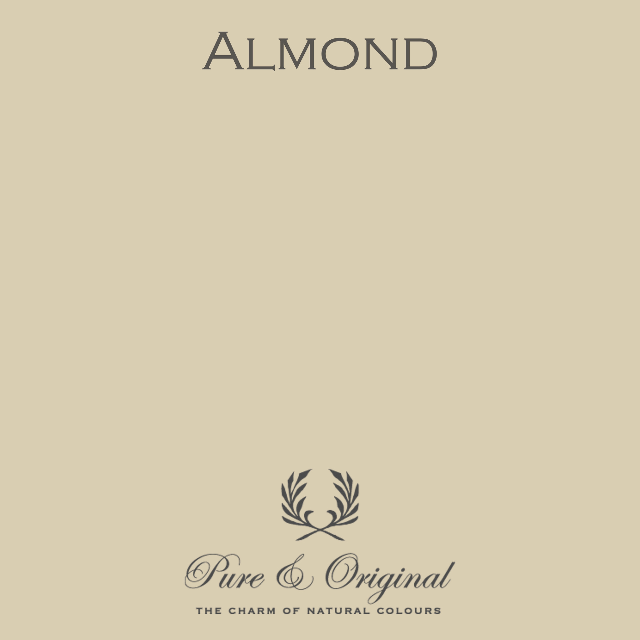 Almond Kalkverf
