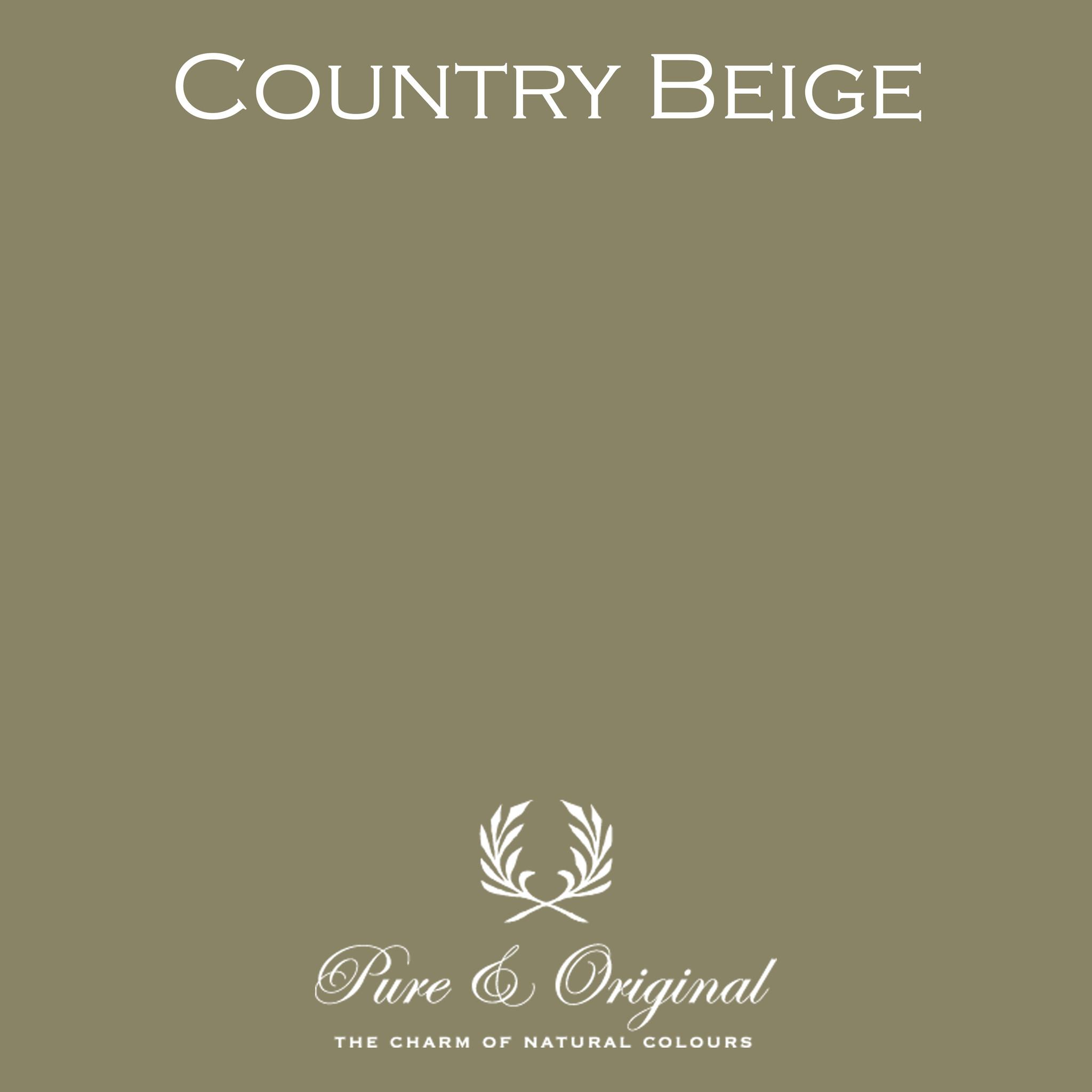 Country Beige Kalkverf