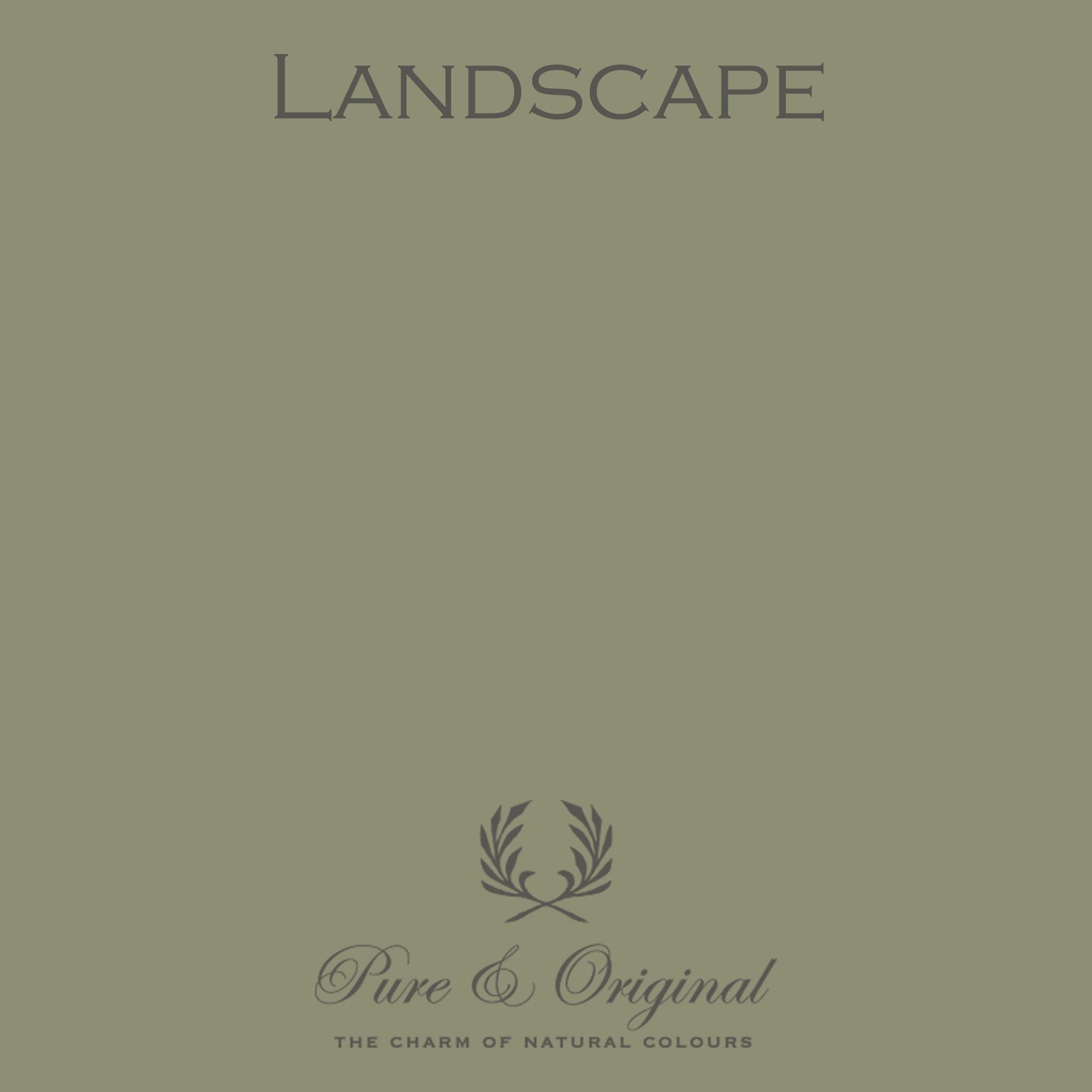 Landscape Kalkverf