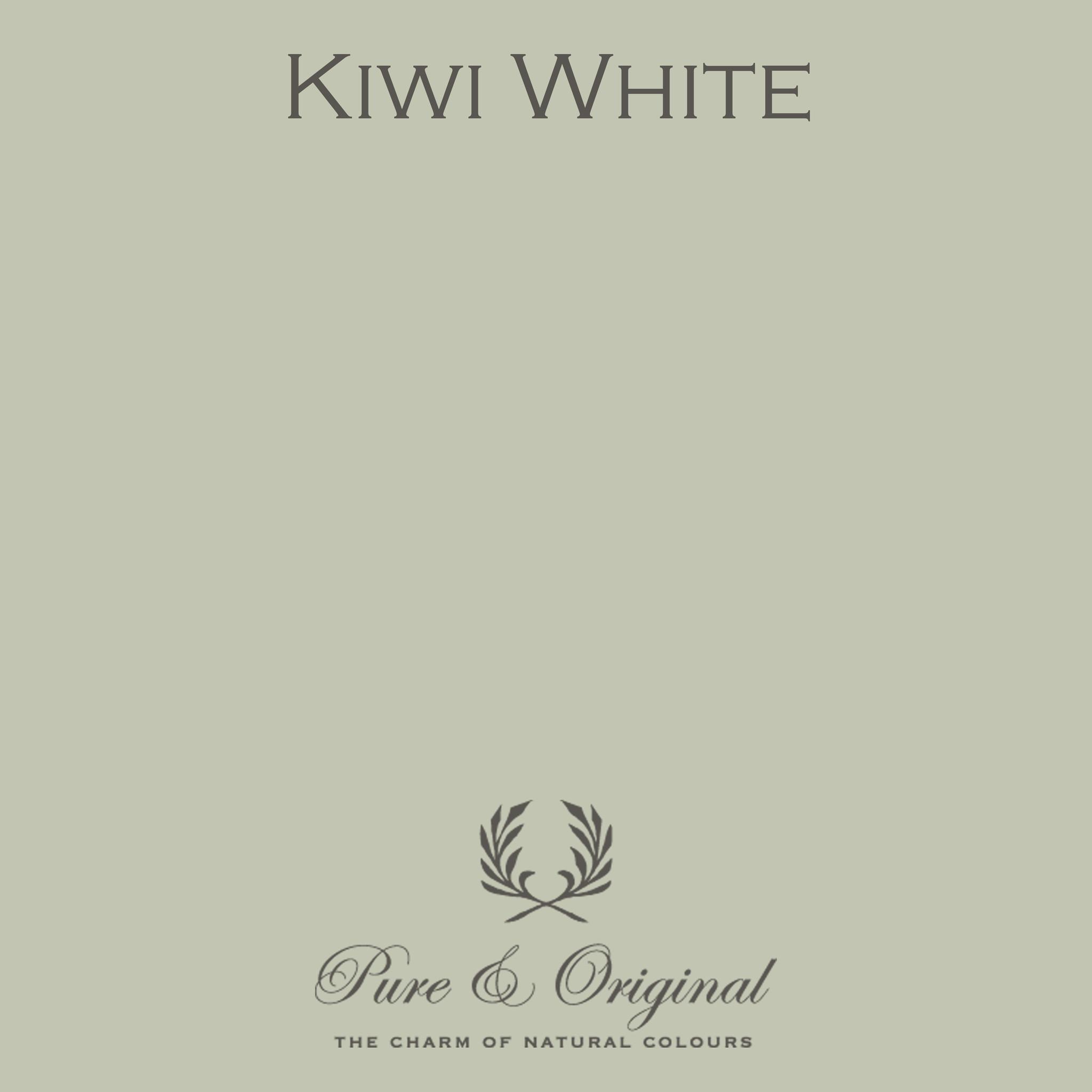 Kiwi White Kalkverf