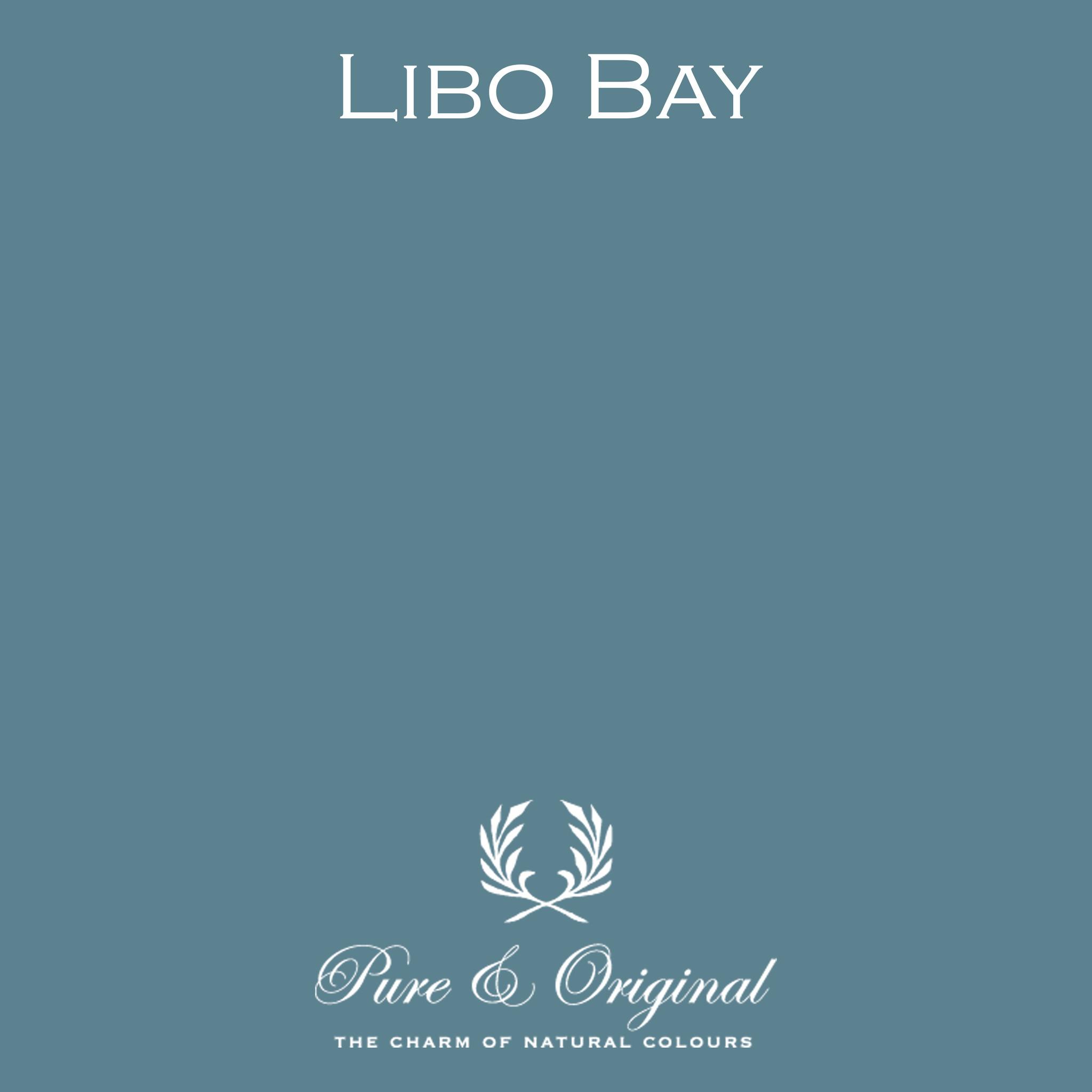 Libo Bay Kalkverf