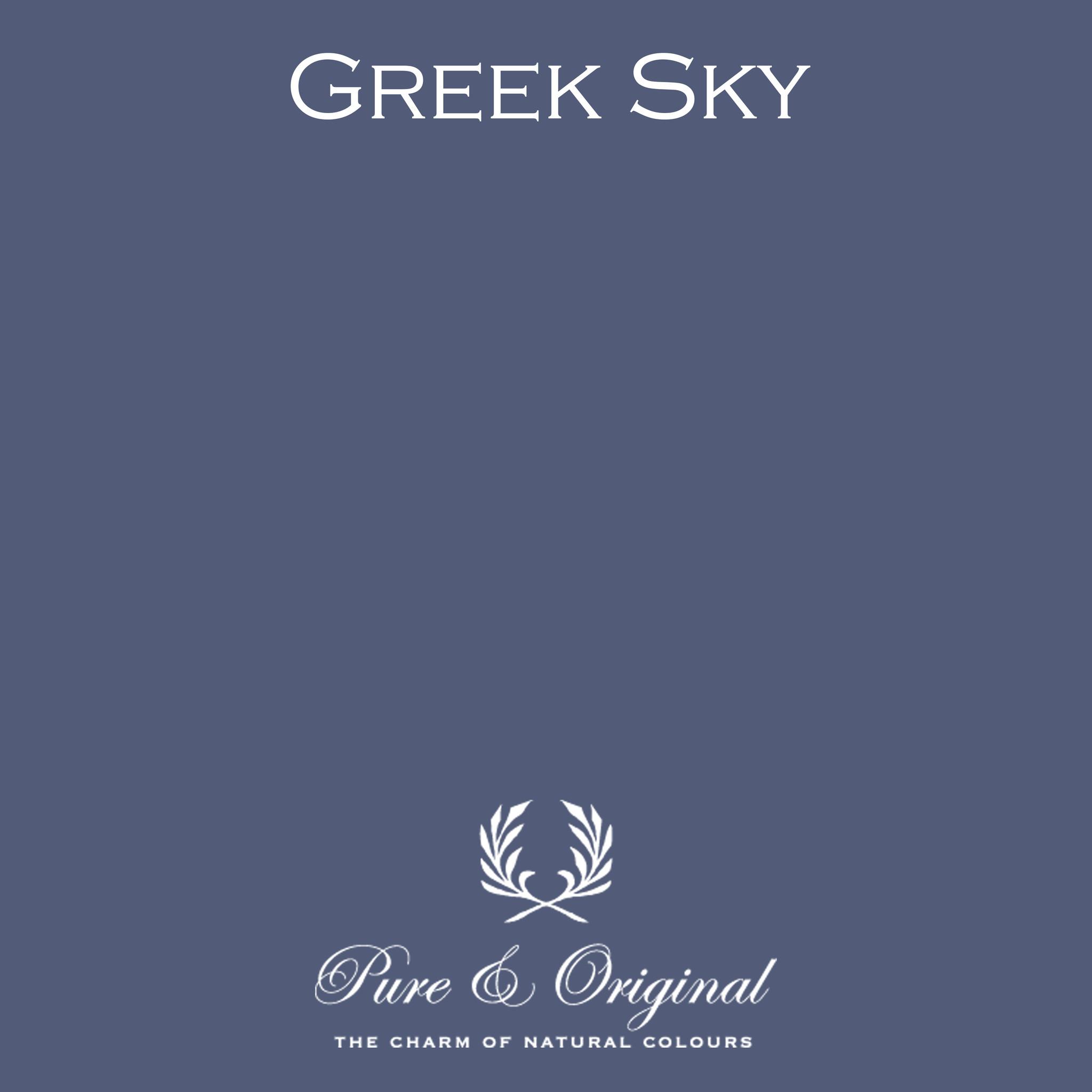 Greek Sky Kalkverf