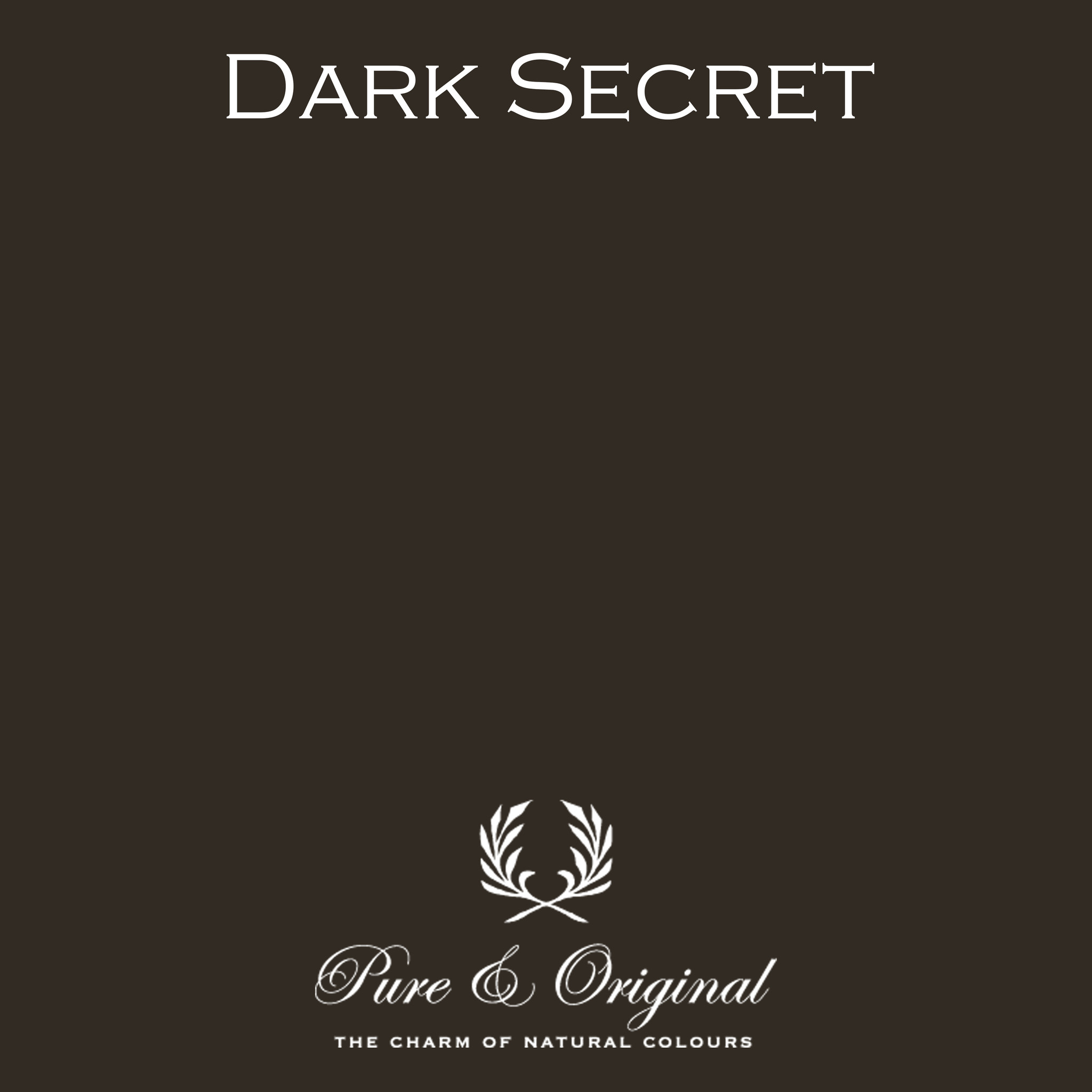 Dark Secret Kalkverf