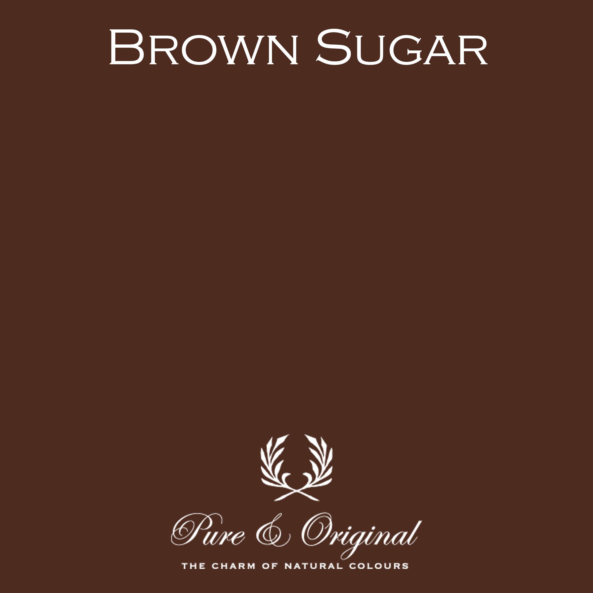 Brown Sugar Kalkverf