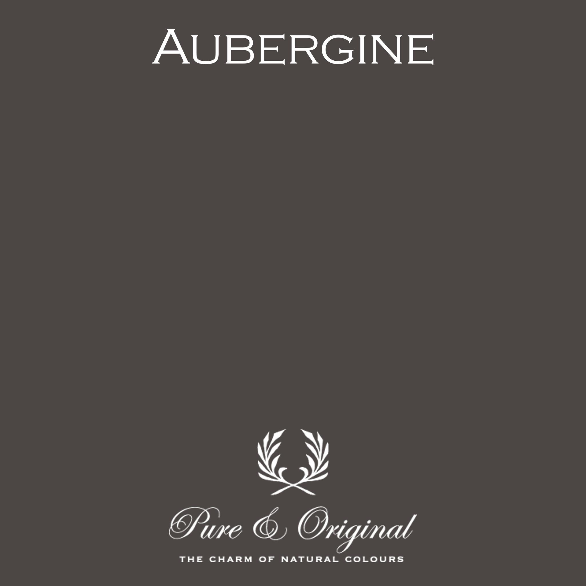 Aubergine Kalkverf