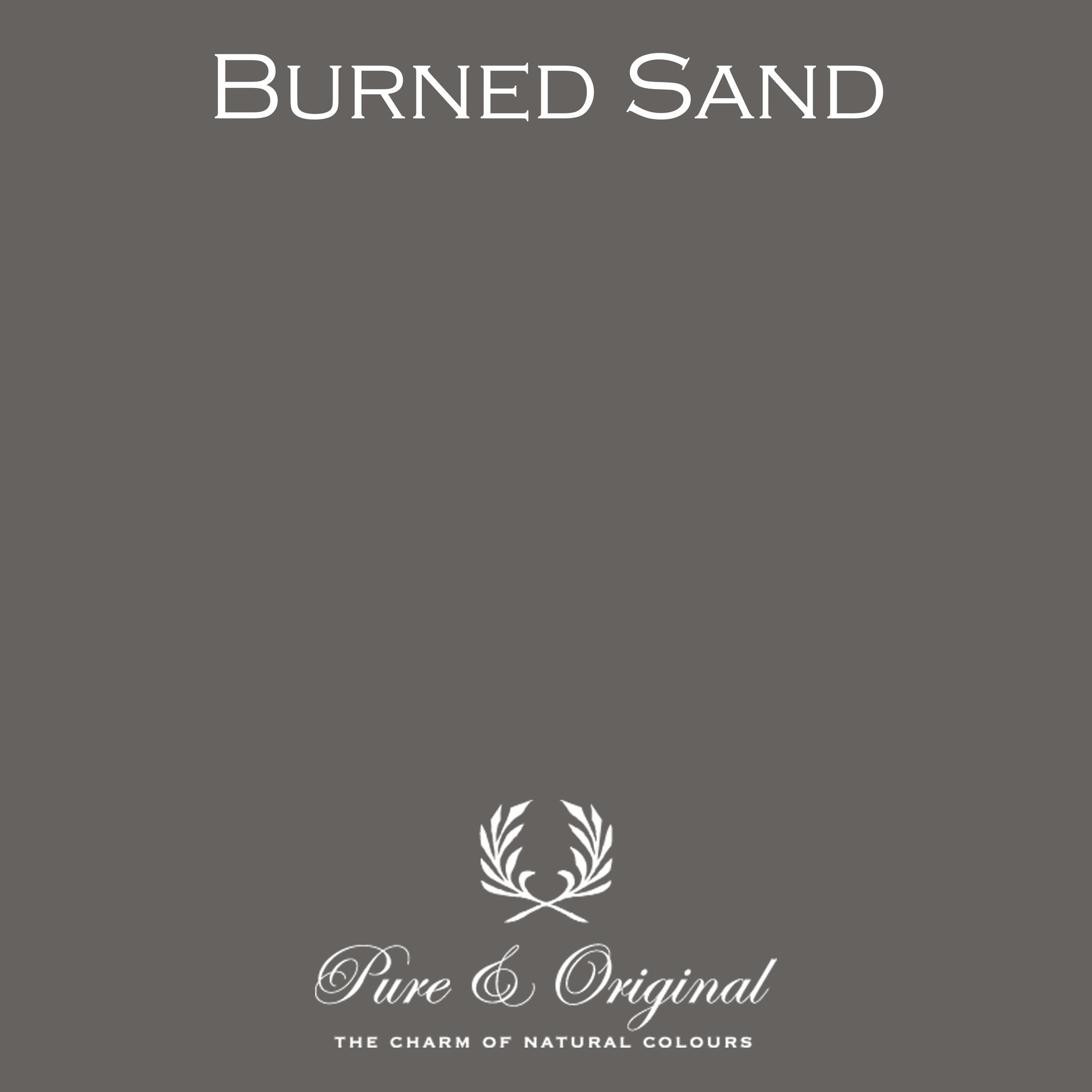 Burned Sand Kalkverf