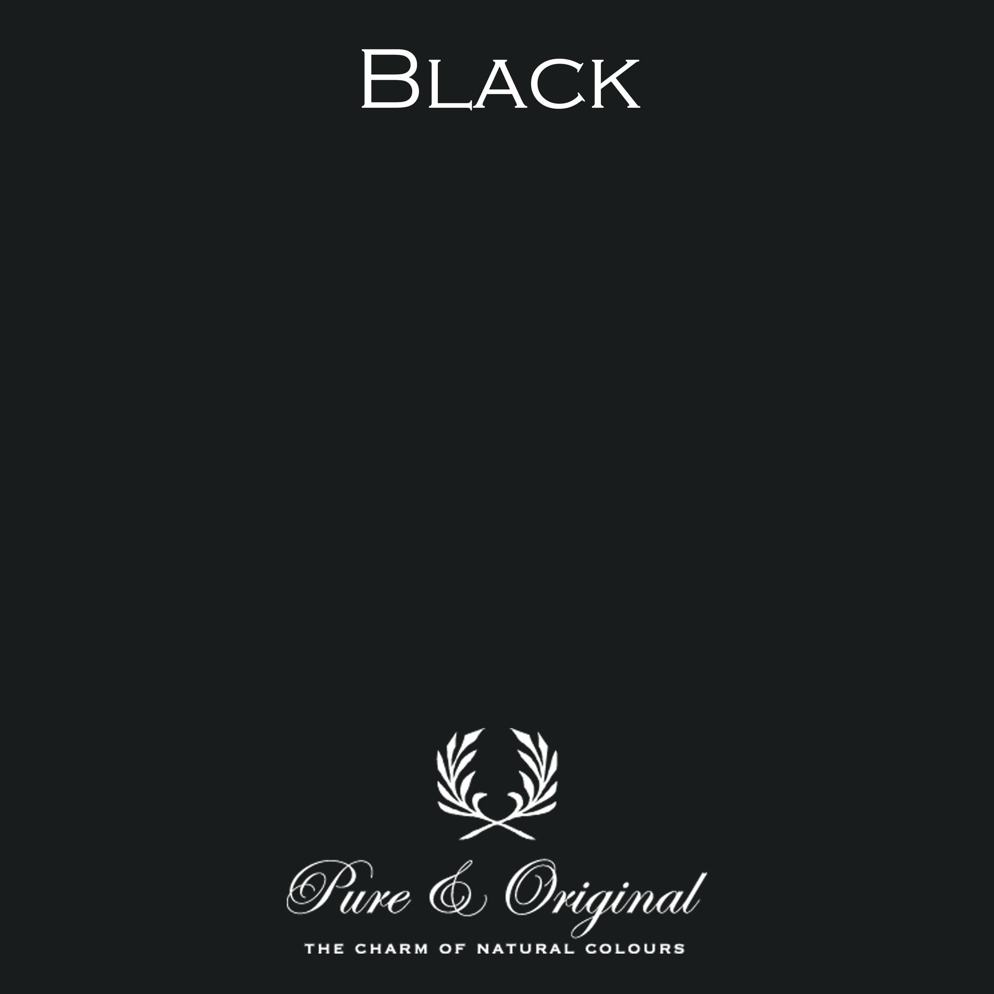 Black Kalkverf