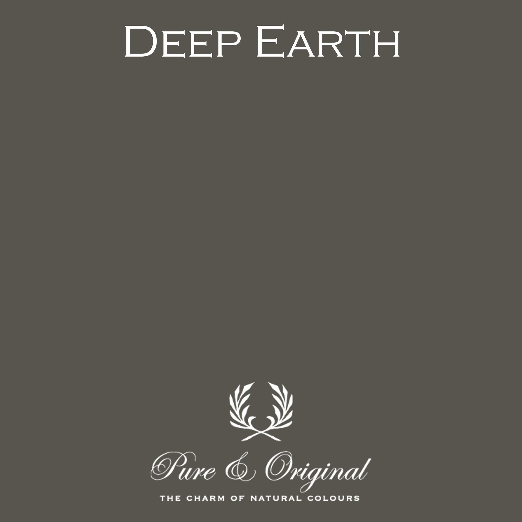 Deep Earth  Kalkverf