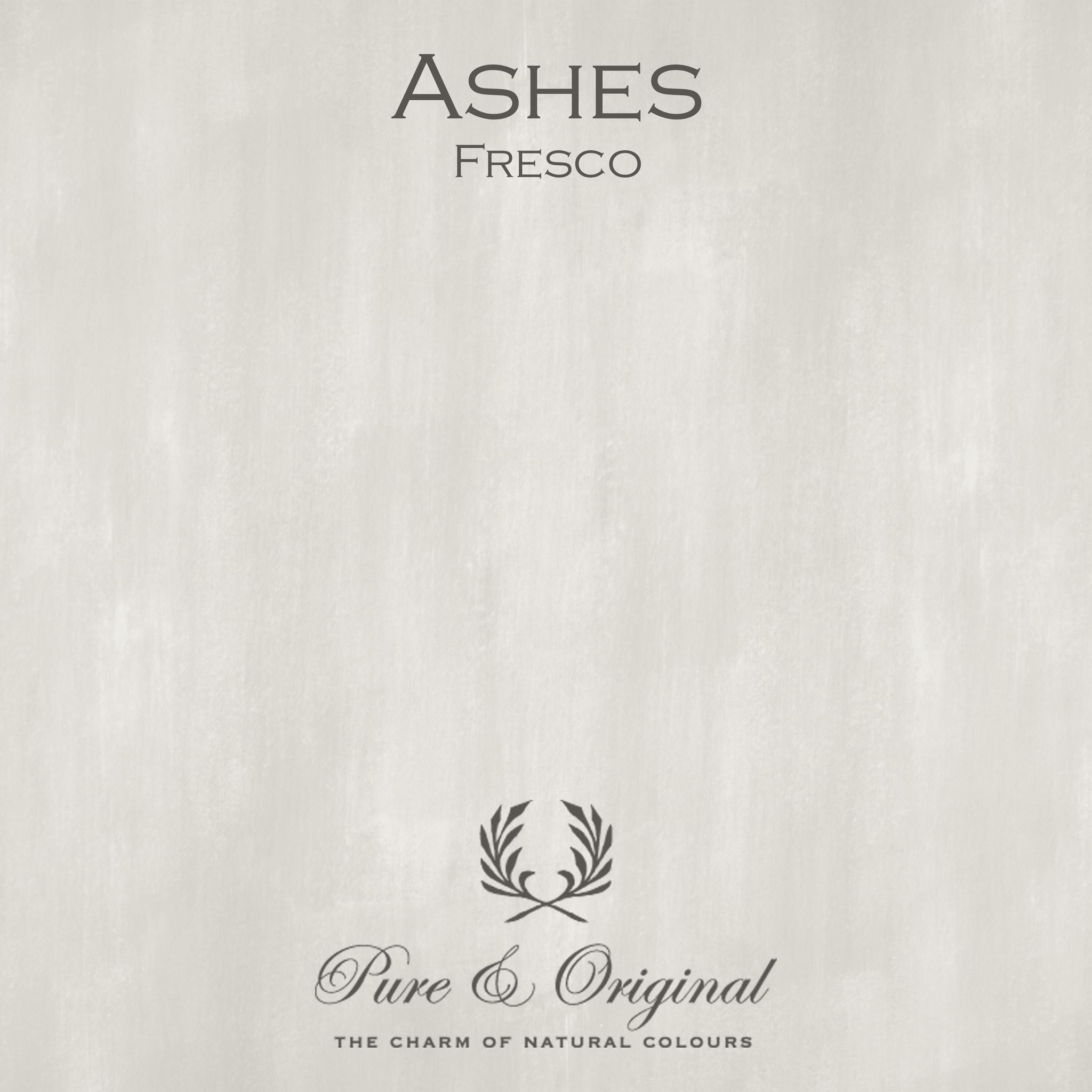 Ashes kalkverf