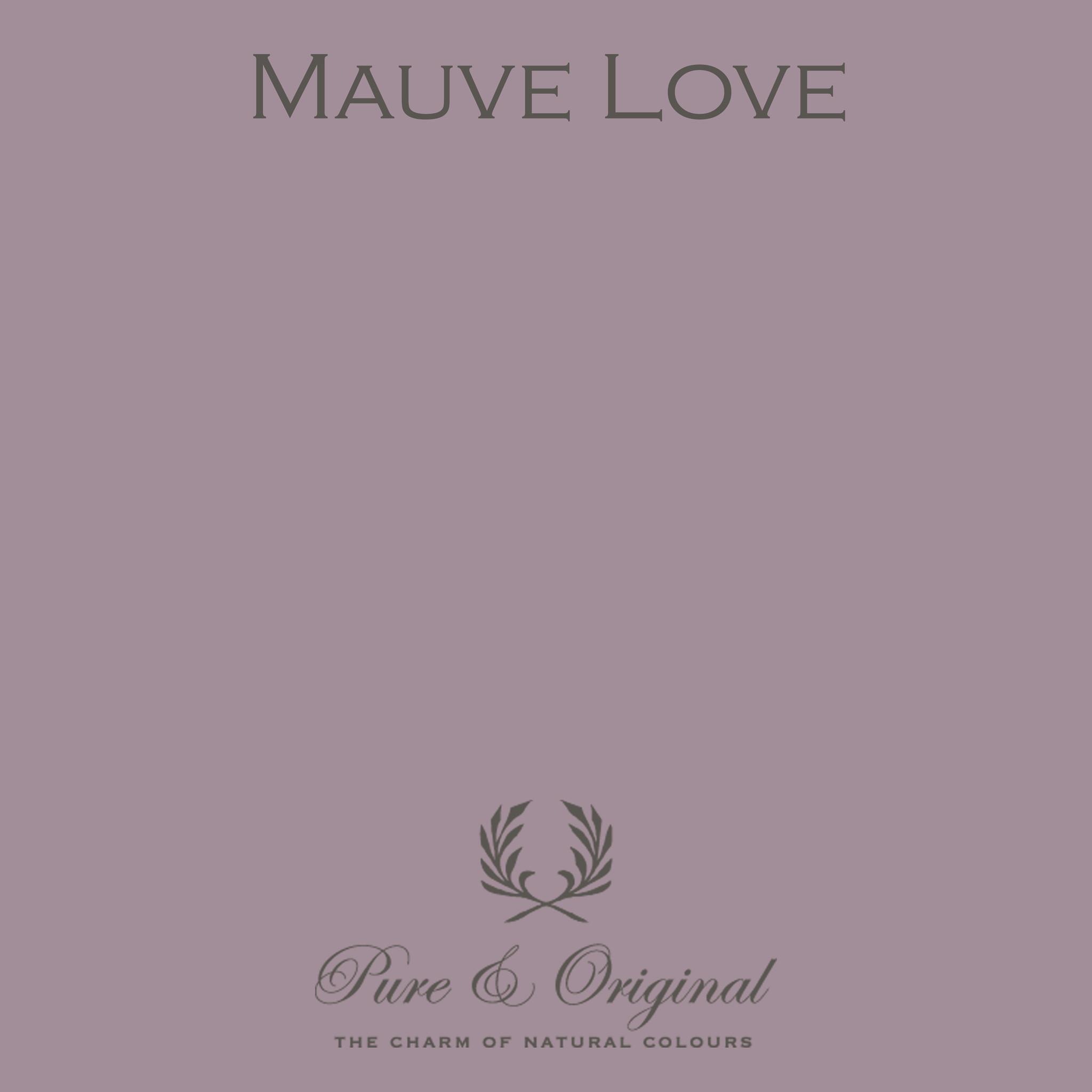 Mauve Love Kalkverf