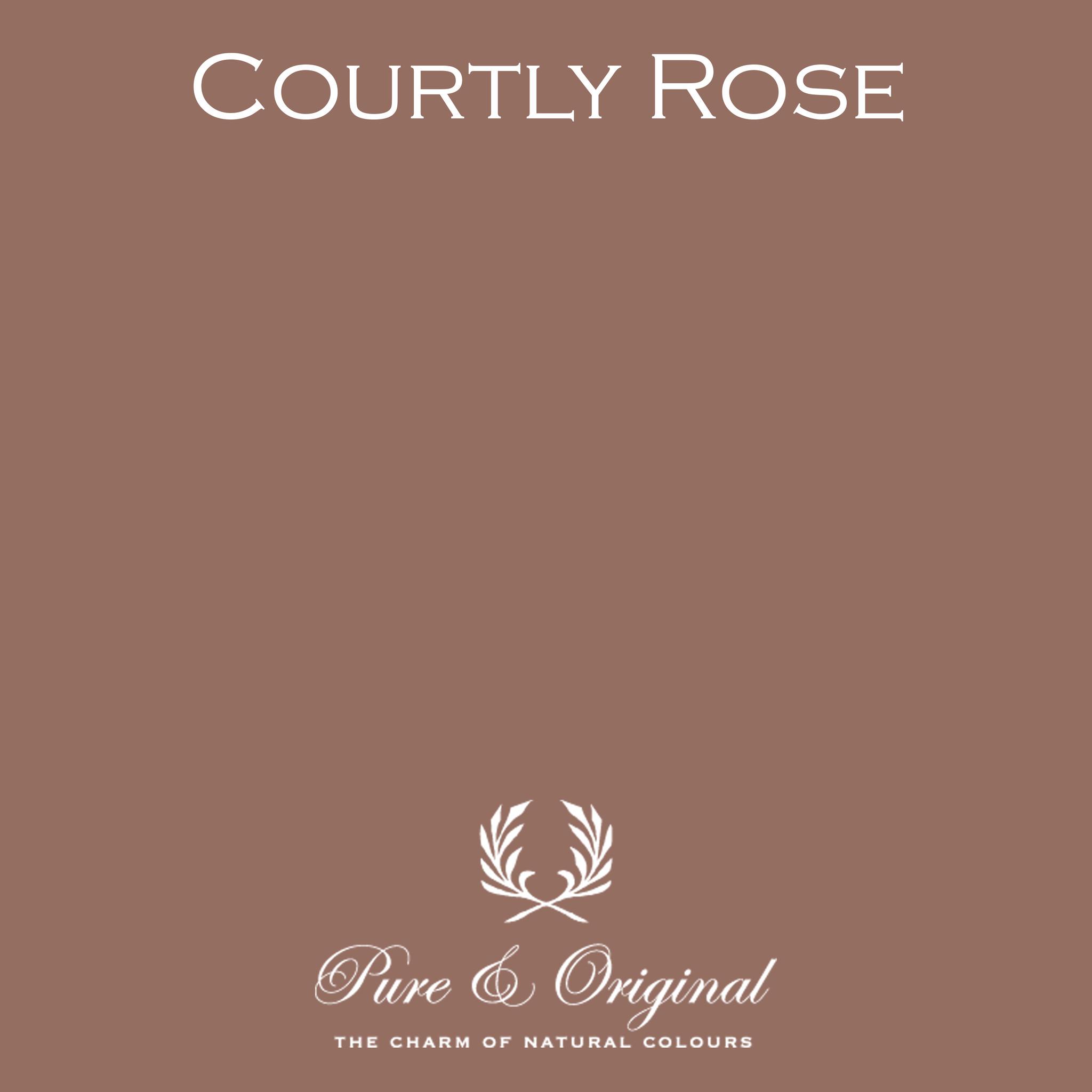 Courtly Rose Kalkverf