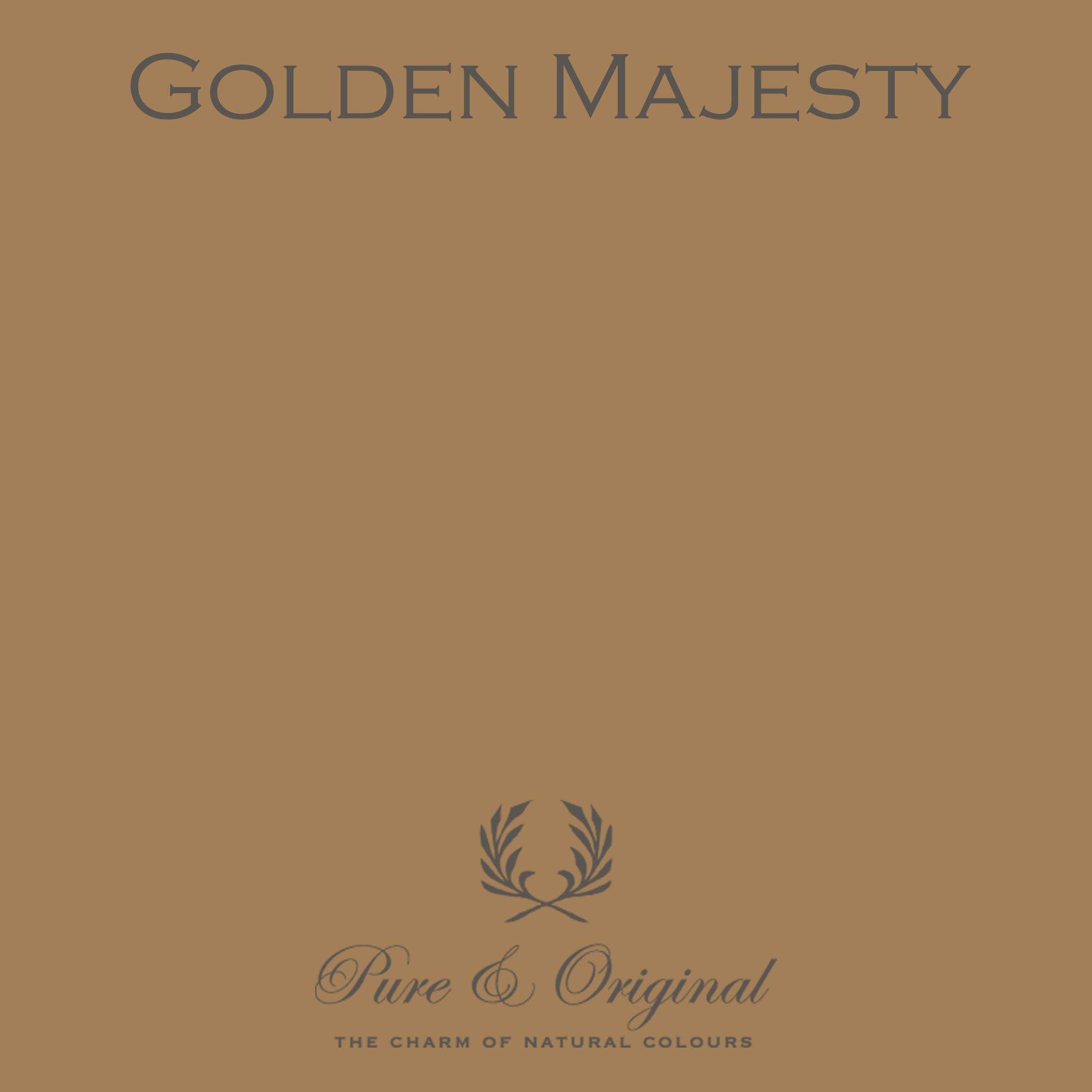 Golden Majesty Kalkverf