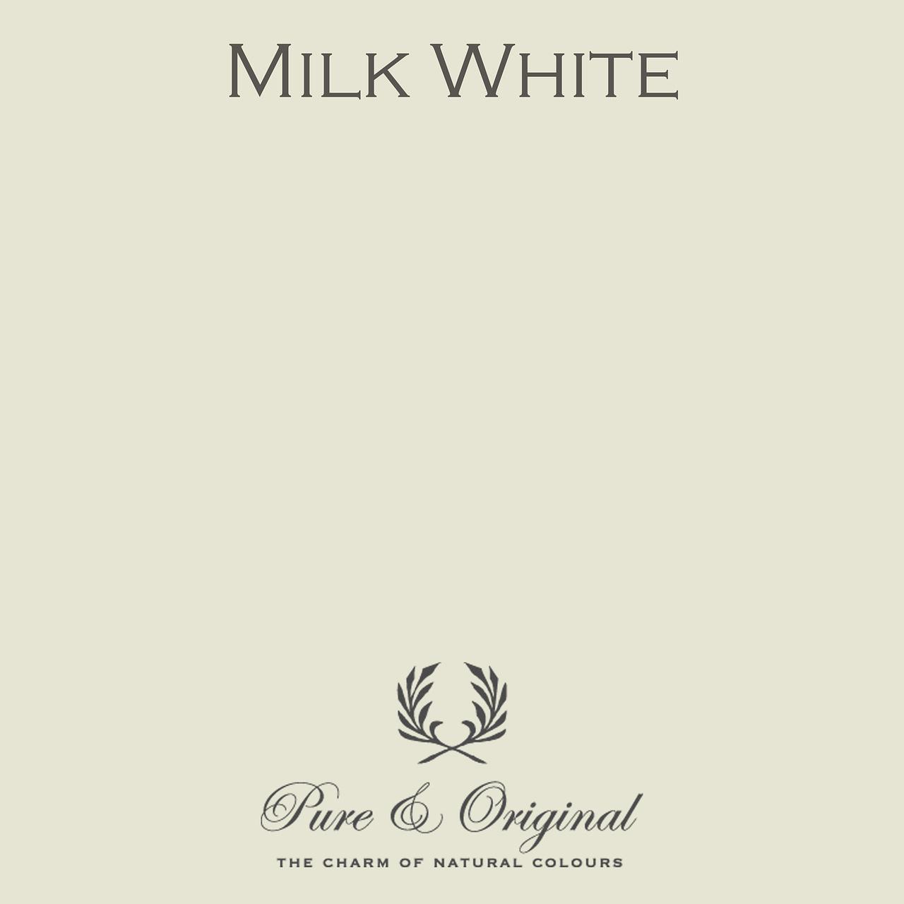 Milk White Kalkverf