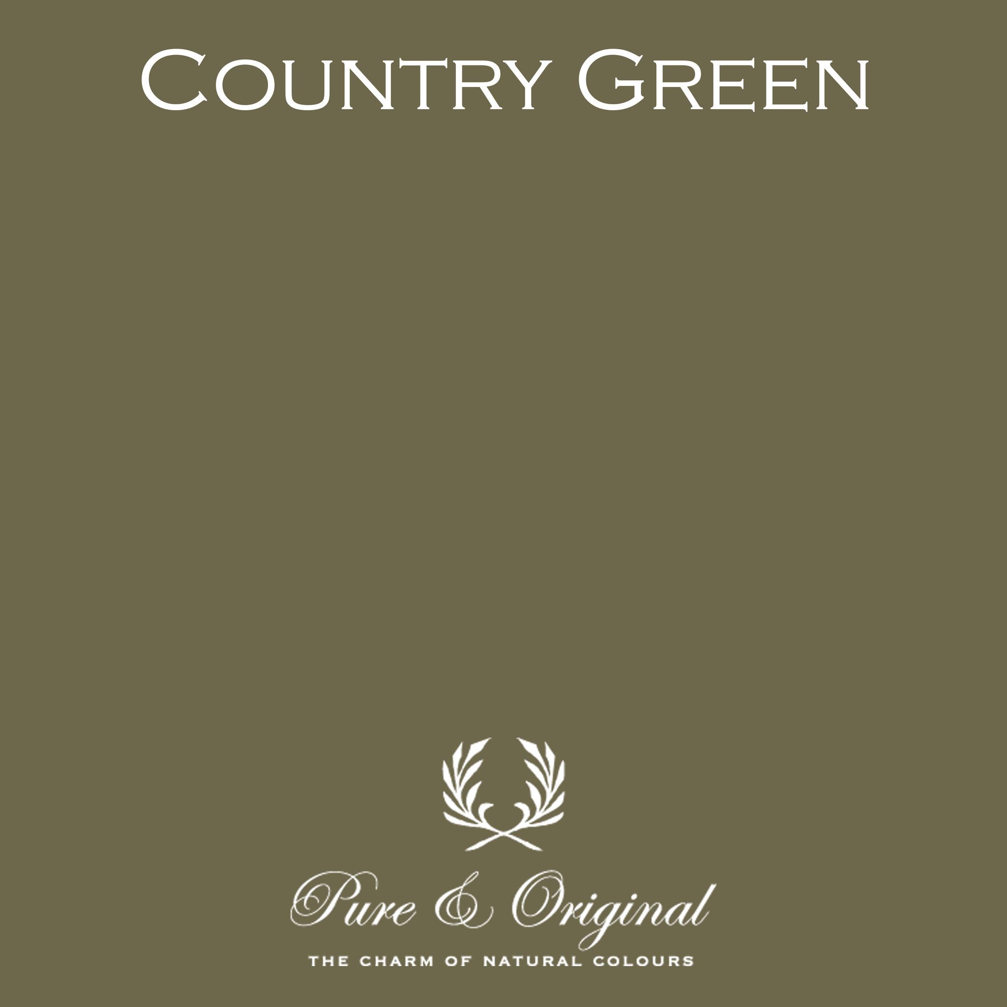 Country Green Krijtverf