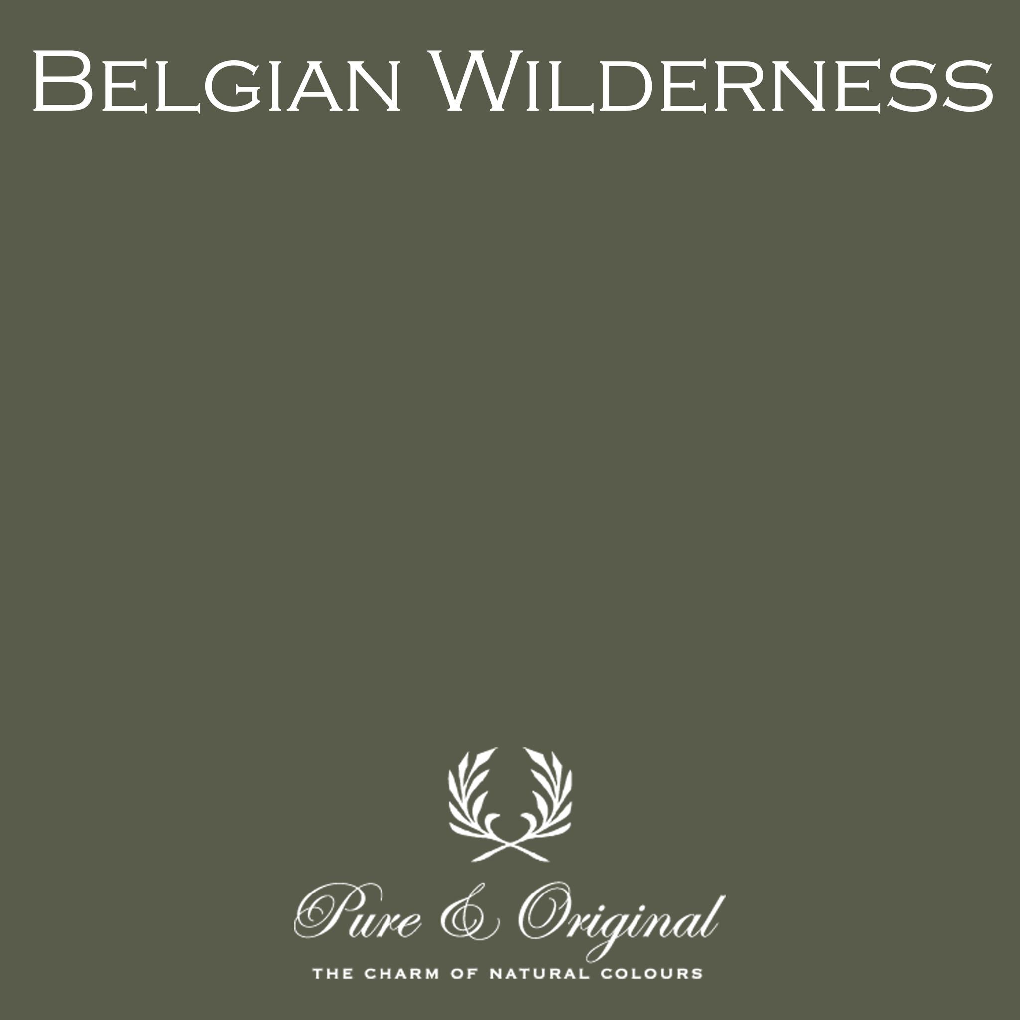 Belgian Wilderness Krijtverf