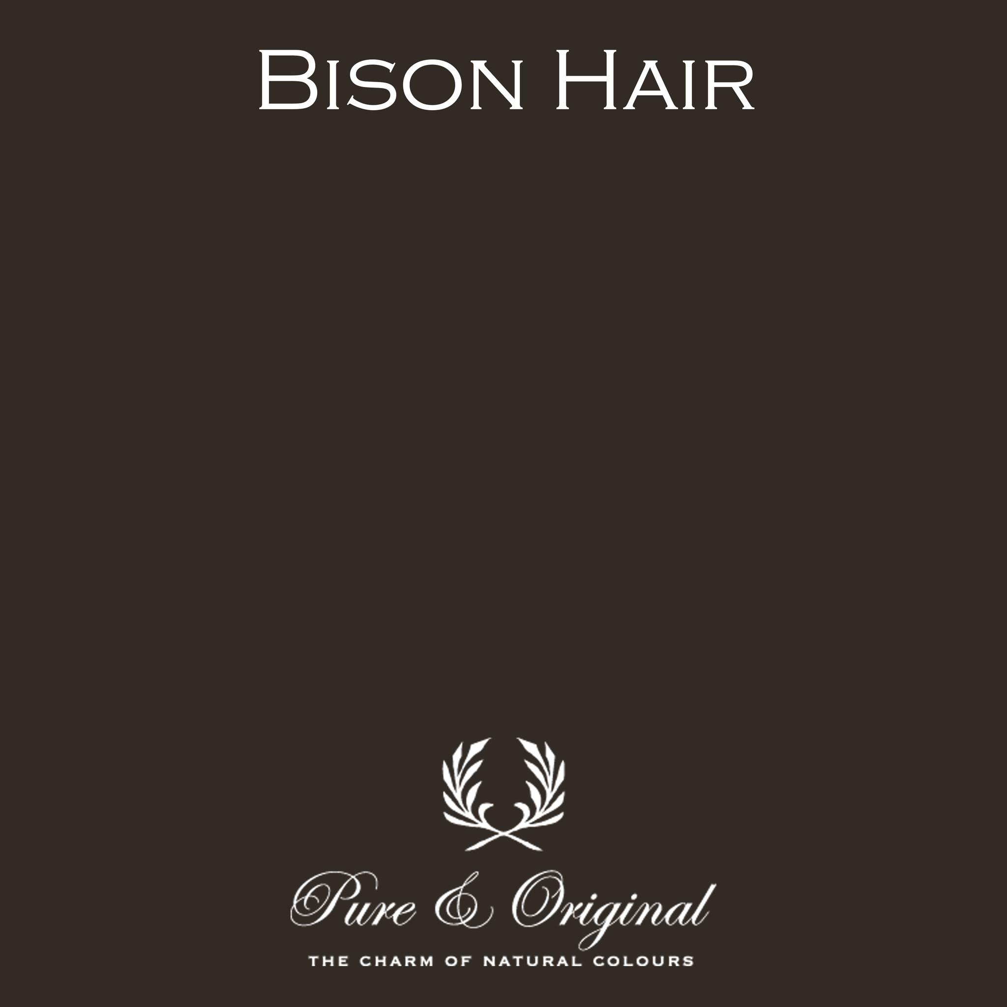 Bison Hair Krijtverf
