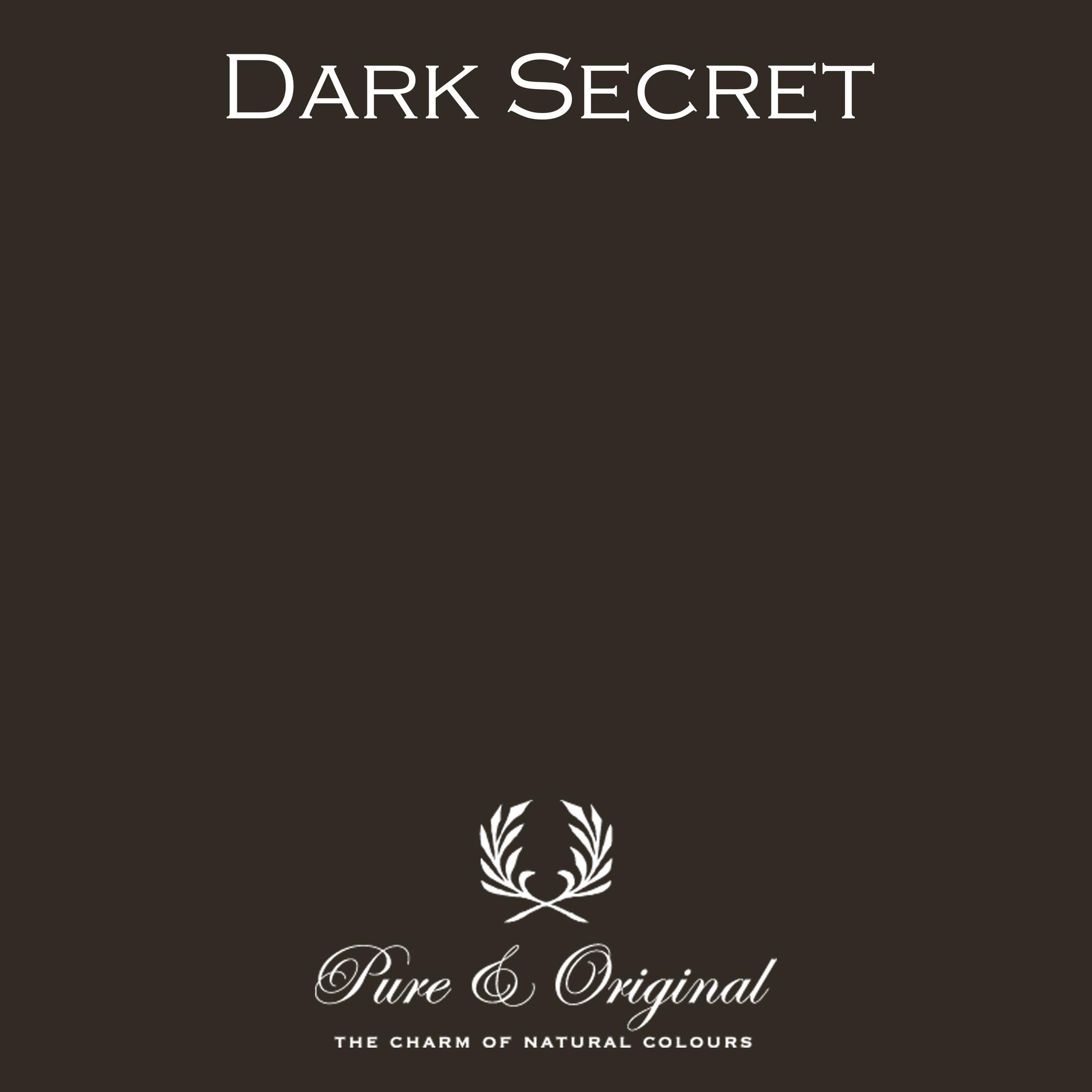 Dark Secret Krijtverf