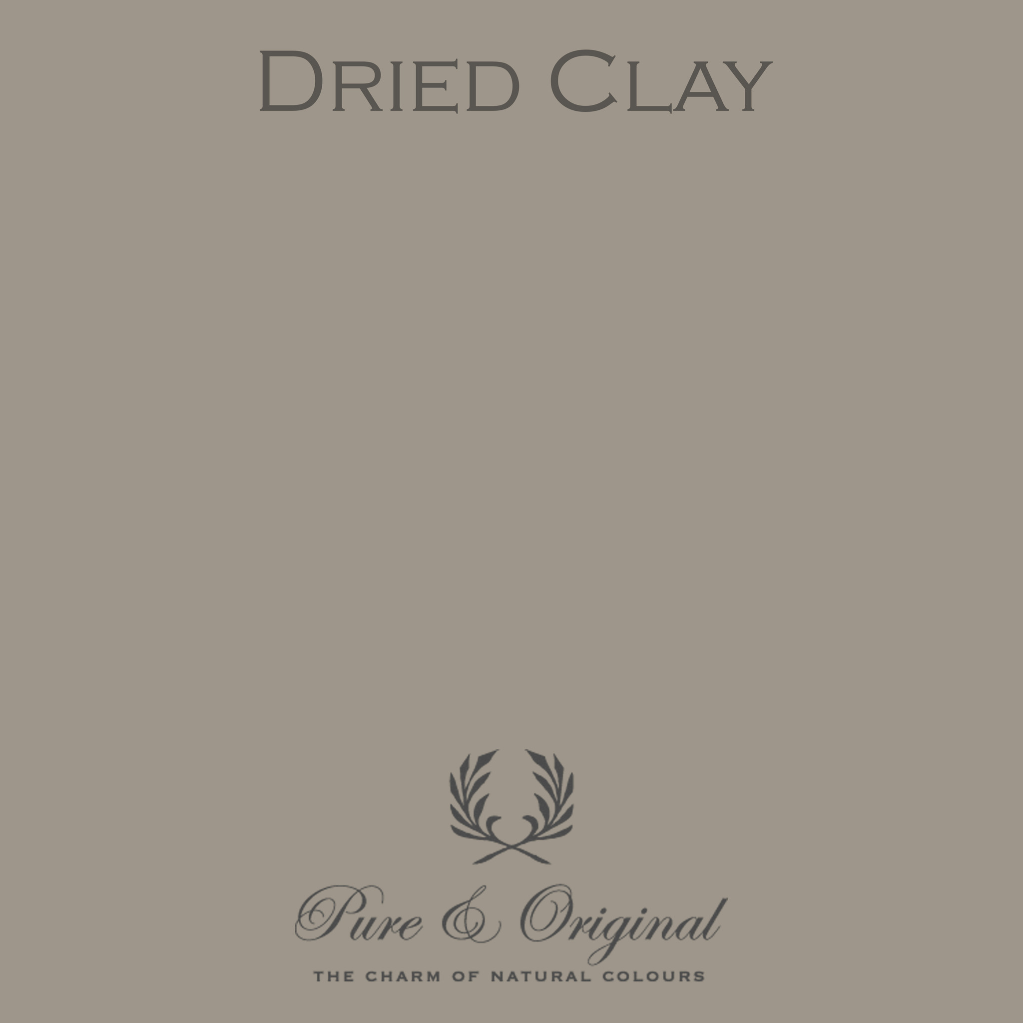 Dried Clay Krijtverf