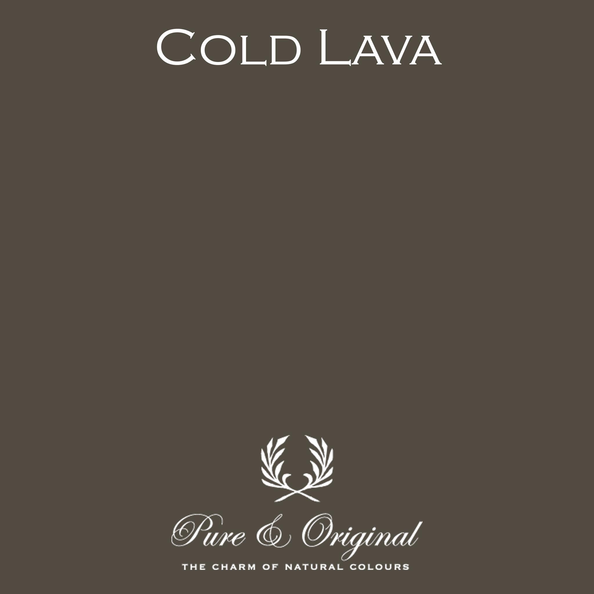 Cold lava Krijtverf