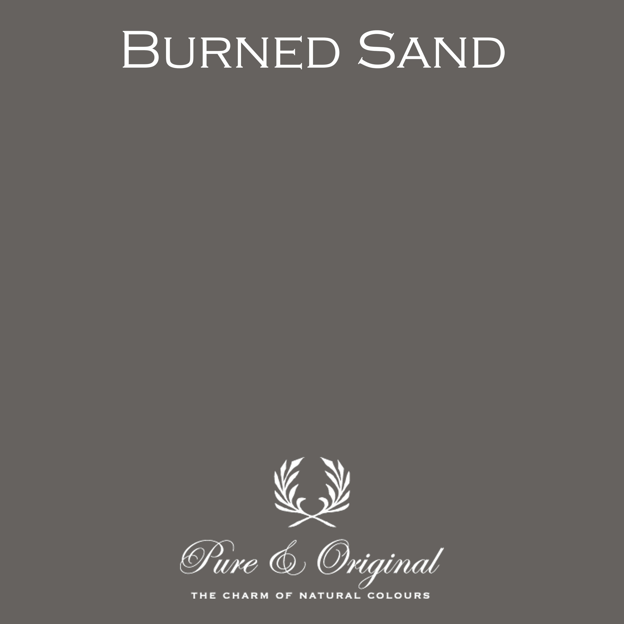 Burned Sand Krijtverf