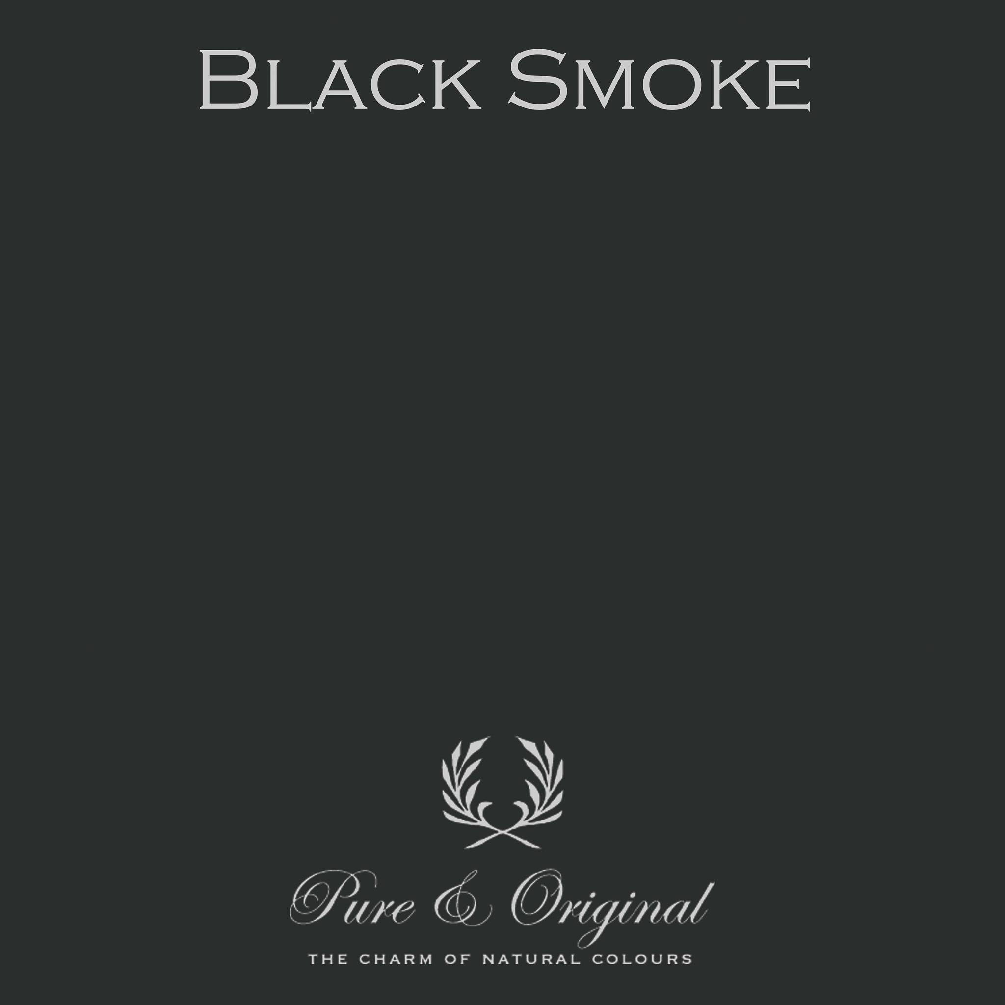 Black Smoke Krijtverf