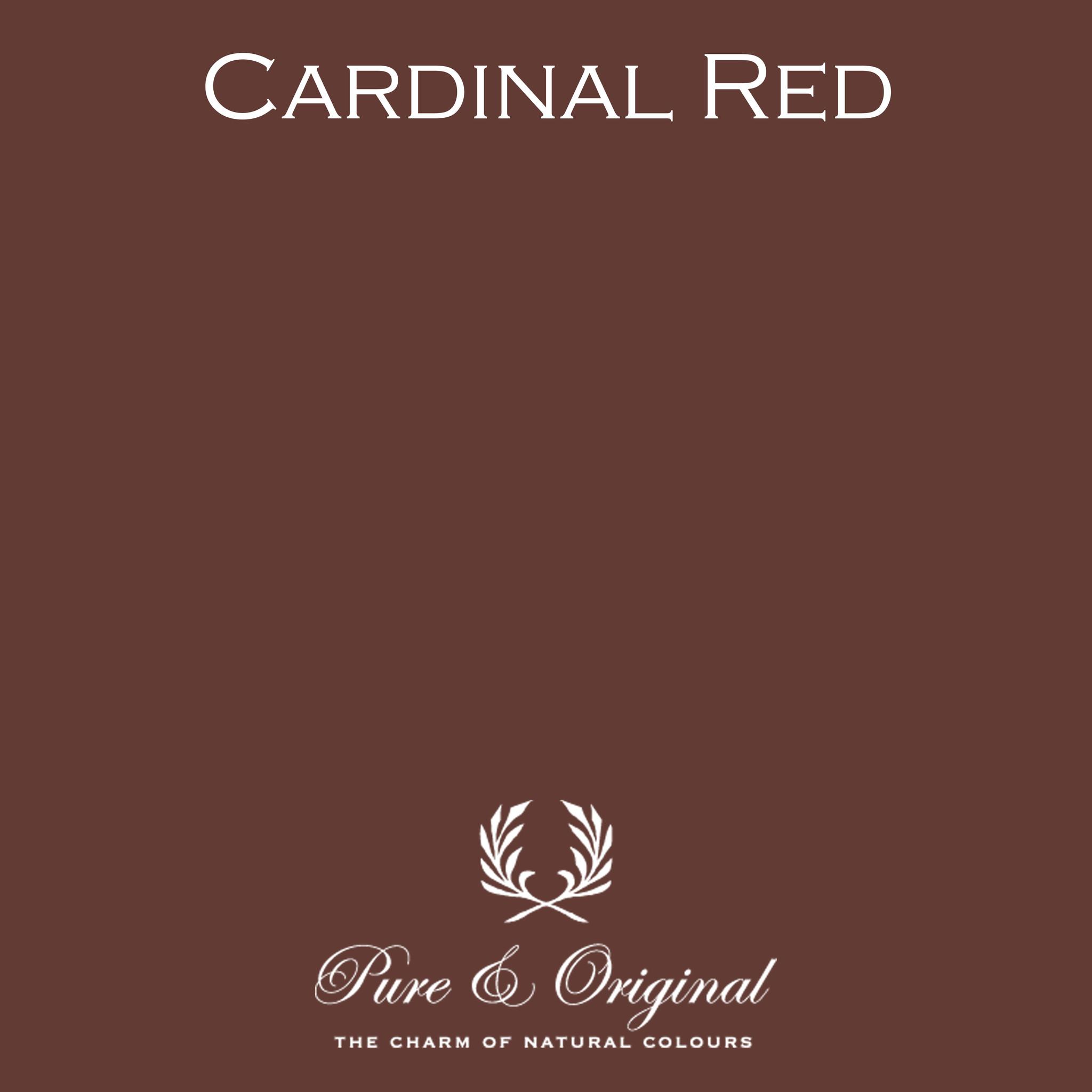 Cardinal Red Krijtverf