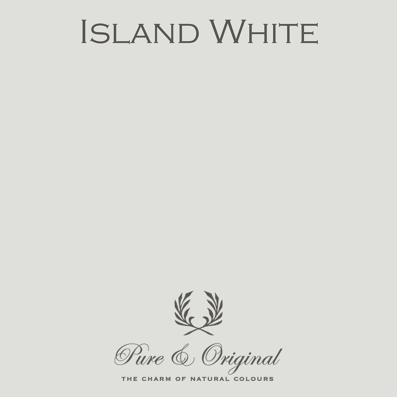 Island White Krijtverf