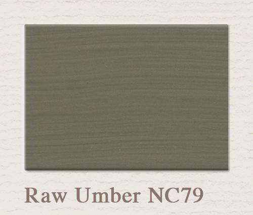 Muurverf Raw Umber