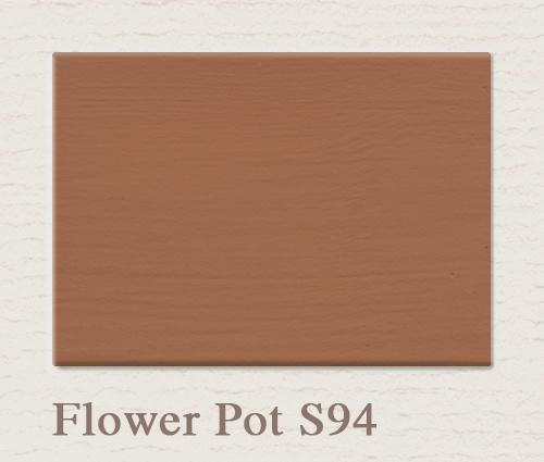 Muurverf Flowerpot